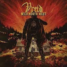 Vreid - Wild North West [LTD 2xLP] (Orange & Black Marble vinyl)