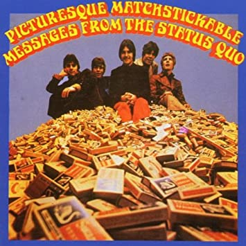 Status Quo - Picturesque Matchstickable Messages From The Status Quo [LP]