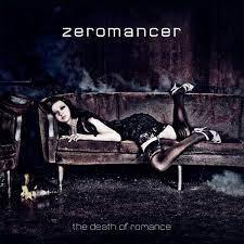Zeromancer - Death Of Romance [LP] (Pearl Necklace Splatter)