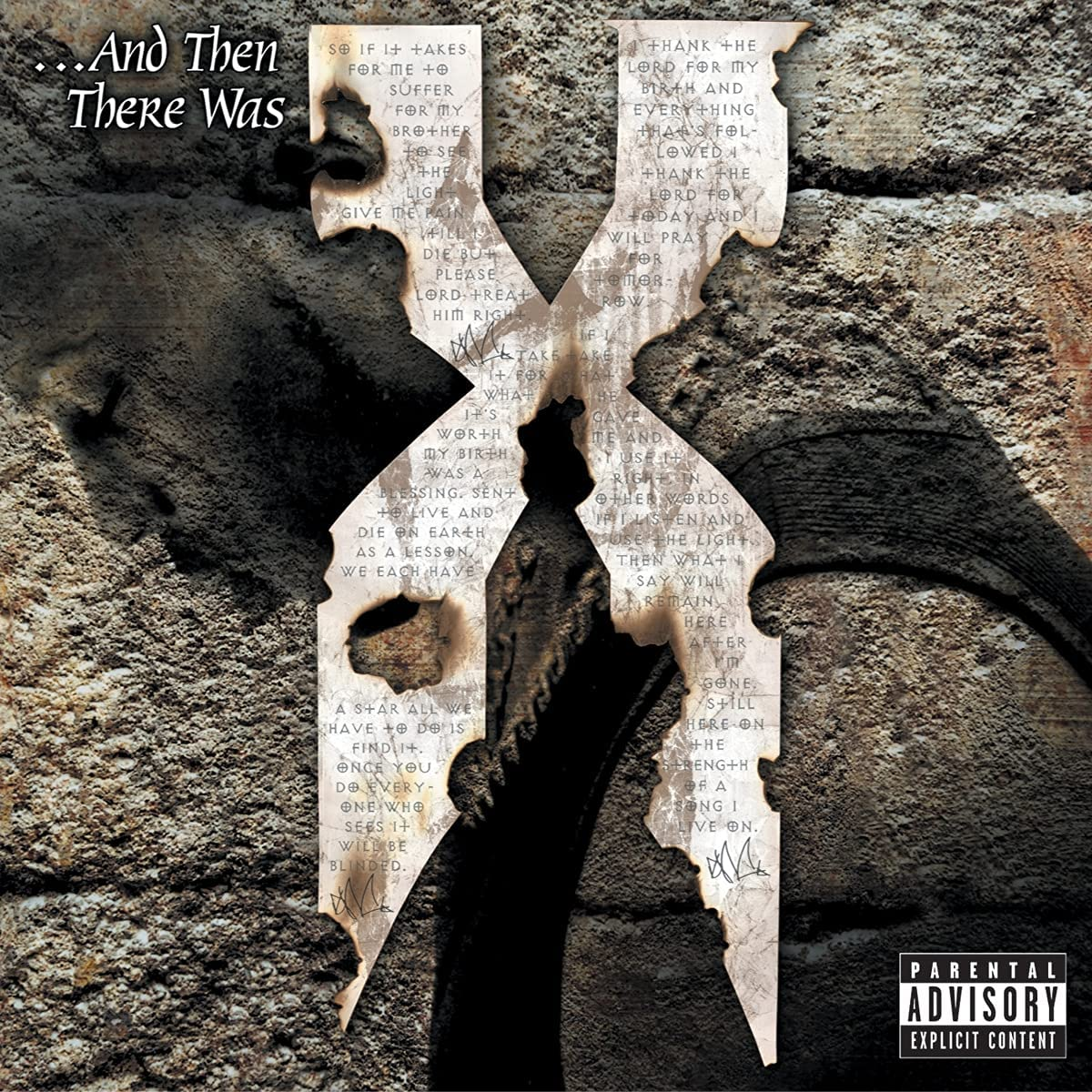DMX - And Then There Was X [LTD 2xLP]