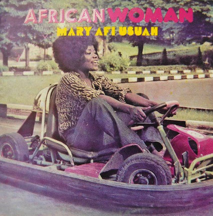 Mary Afi Usuah -  African Woman [LP]