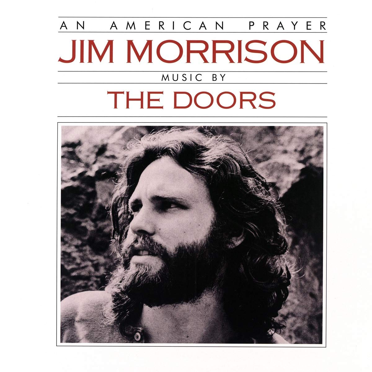 Jim Morrison & The Doors - An American Prayer [LP]