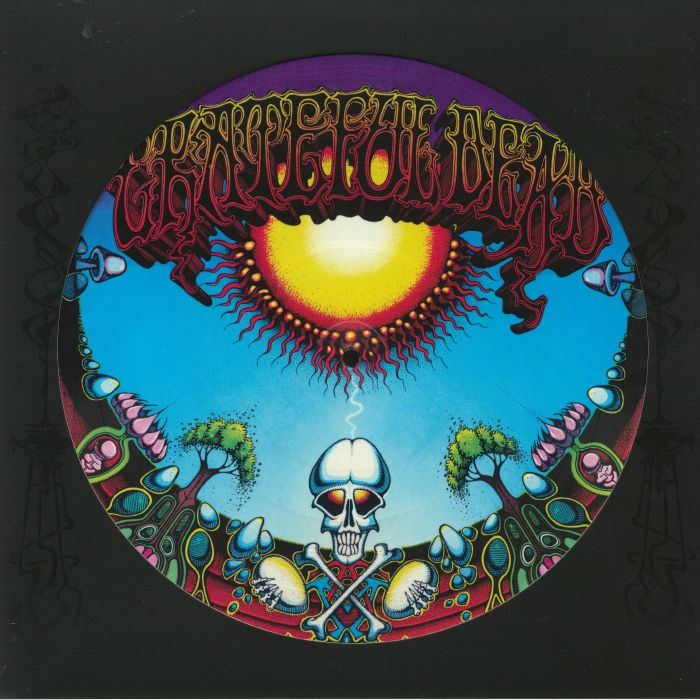 Grateful Dead Aoxomoxoa 50th Anniversary [LP] (Pic. Disc)
