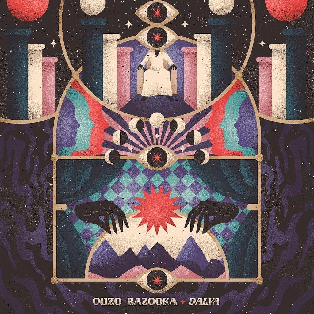 Ouzo Bazooka - Dayla [LP]