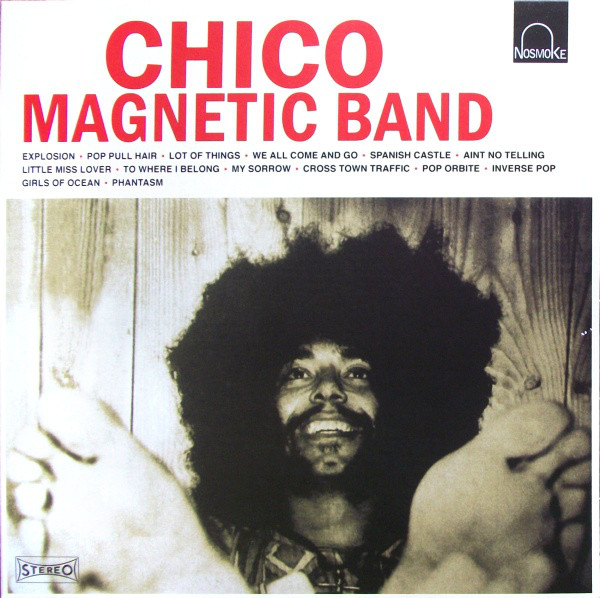 Chico Magnetic Band - Chico Magnetic Band [LP]