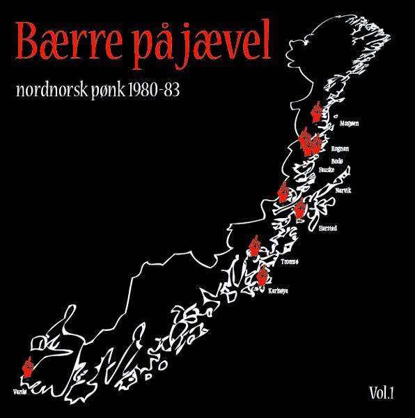 Diverse - Bærre på Jævel Vol. 1. [LP]