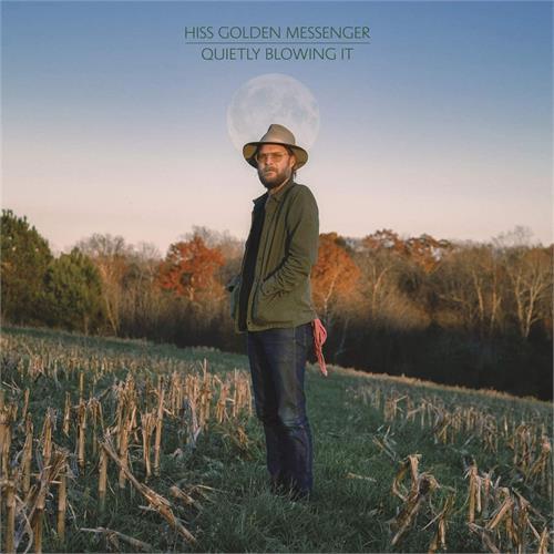 Hiss Golden Messenger - Quietly Blowing It [LTD LP] (Metallic blue vinyl)