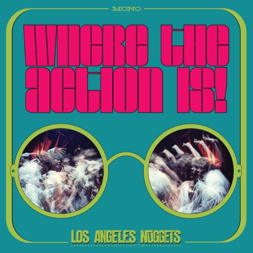 Various Artists - Where The Action Is! Los Angeles [2xLP]