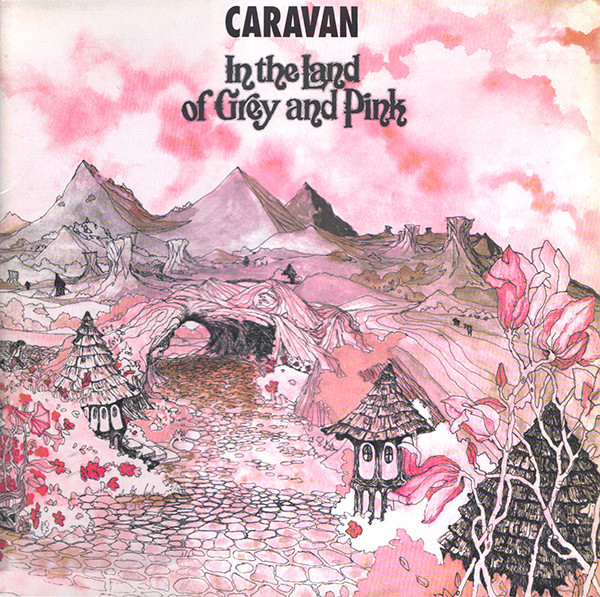 Caravan - In The Land Of Grey And Pink [2xLP]
