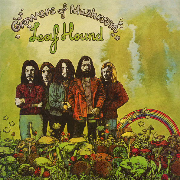 Leaf Hound - Growers Of Mushroom [LP]
