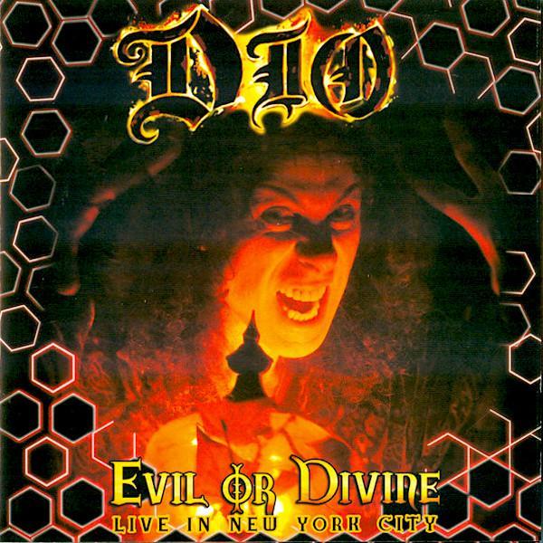 Dio - Evil Or Divine: Live In New York City [3xLP]
