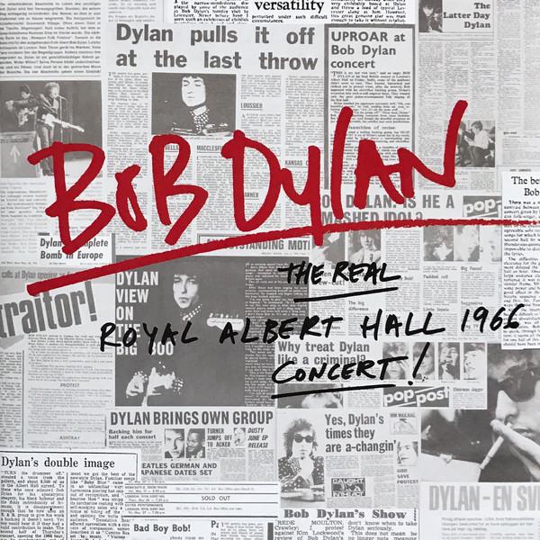 Bob Dylan - The Real Royal Albert Hall 1966 Concert! [2xLP]
