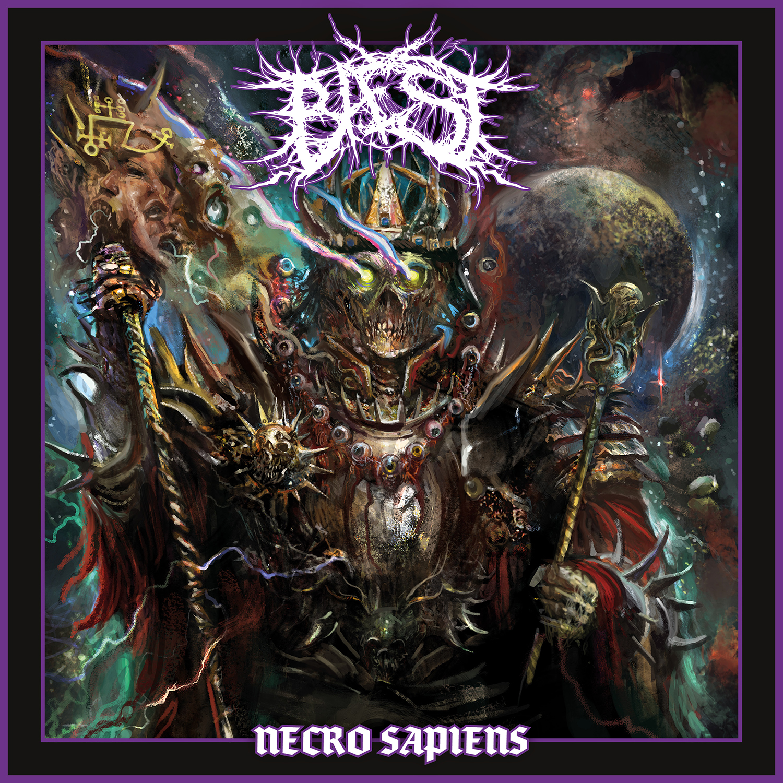 Baest - Necro Sapiens [LP]