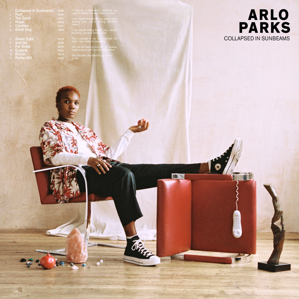 Arlo Parks - Collapsed In Sunbeams [LP]