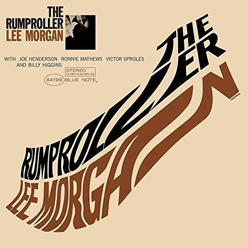 Lee Morgan - The Rumproller [LP]