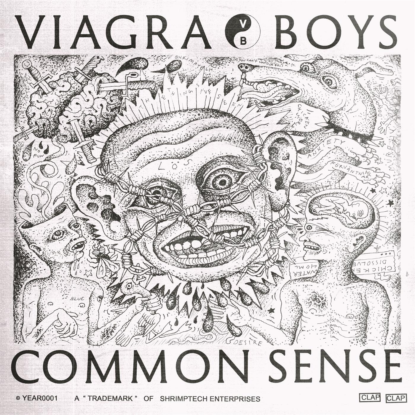 "Viagra Boys - Common Sense [12""]"