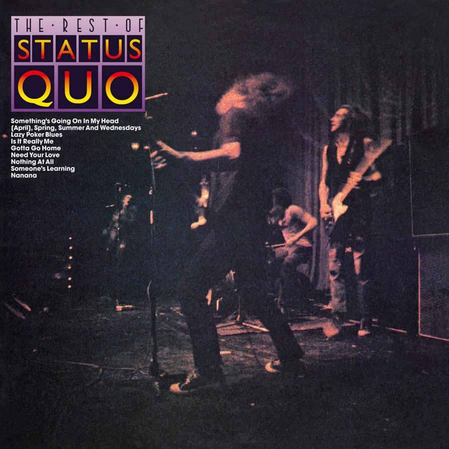Status Quo - The Rest Of Status Quo [LP] (RSD21)
