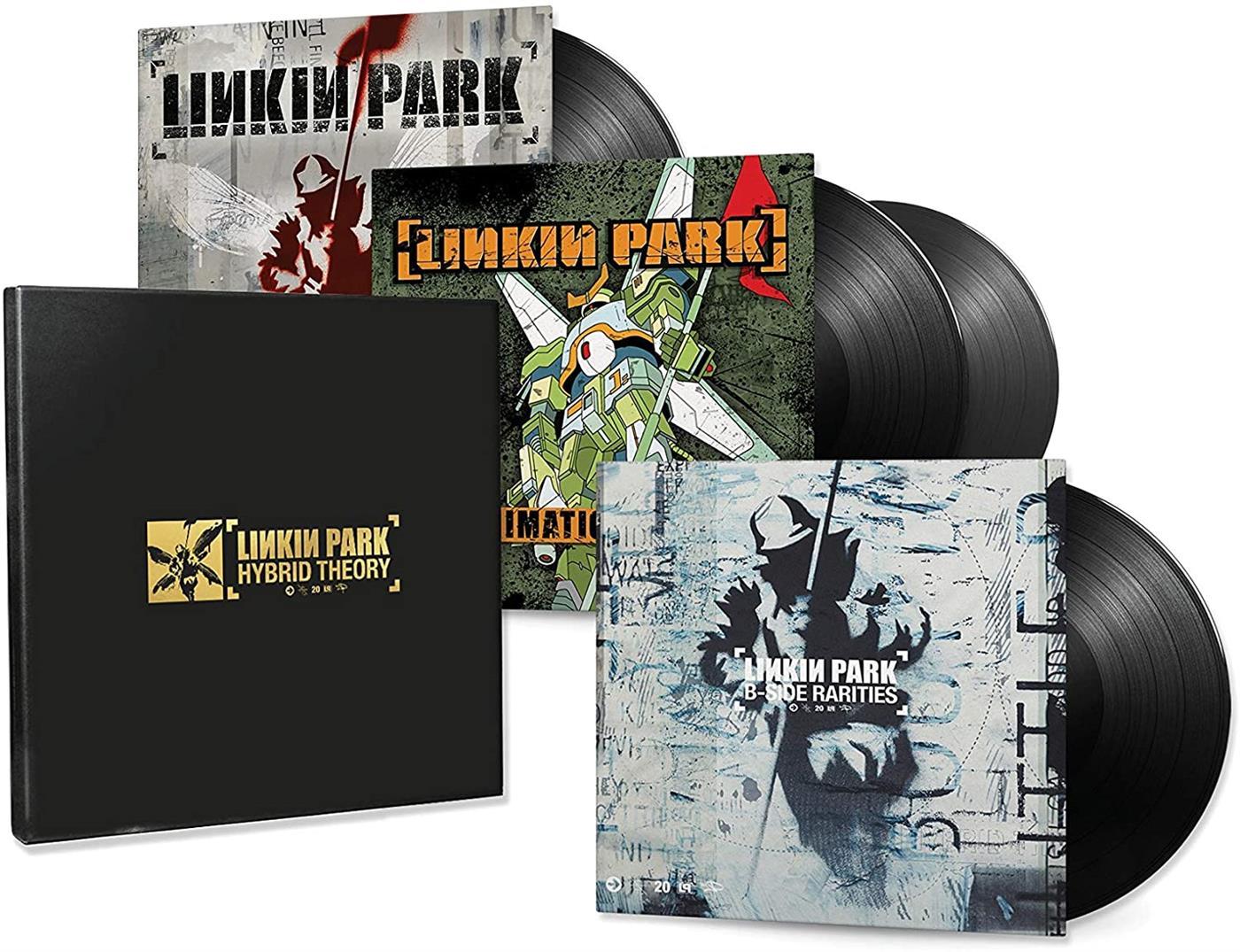 Linkin Park - Hybrid Theory [LTD 4xLP]