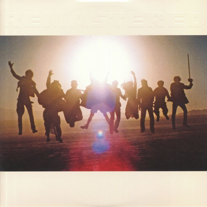 Edward Sharpe & The Magnetic Zeros - Up From Below [2xLP] (Remastered 10th Anni.)