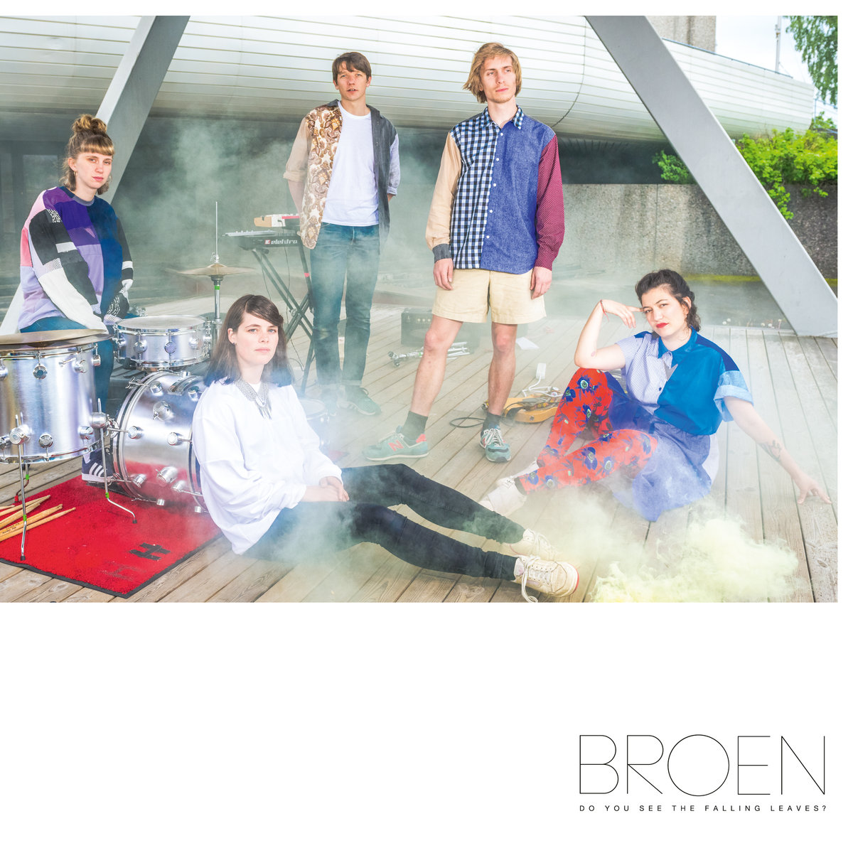 Broen - Do You See The Falling Leaves [LP]