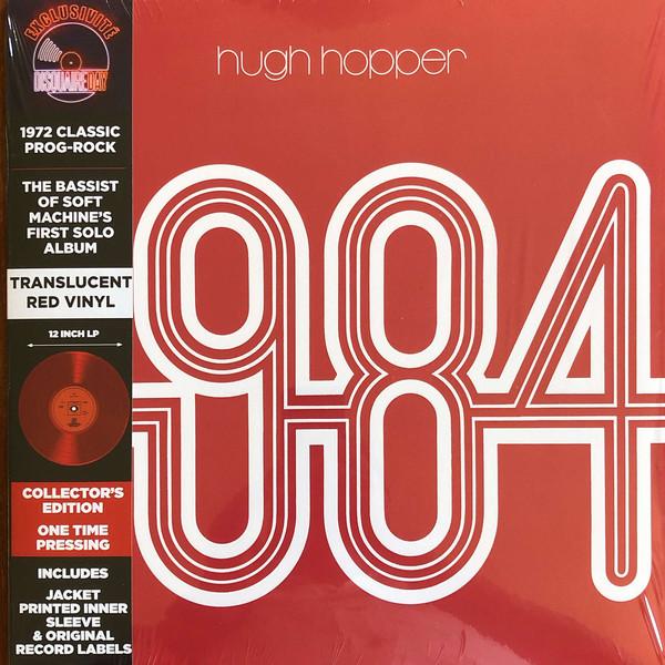 Hugh Hopper – 1984 [LTD LP] (Red vinyl) (RSD20)