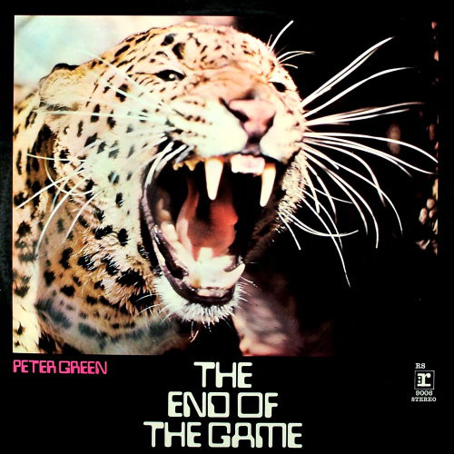 Peter Green - End Of The Game [LP]