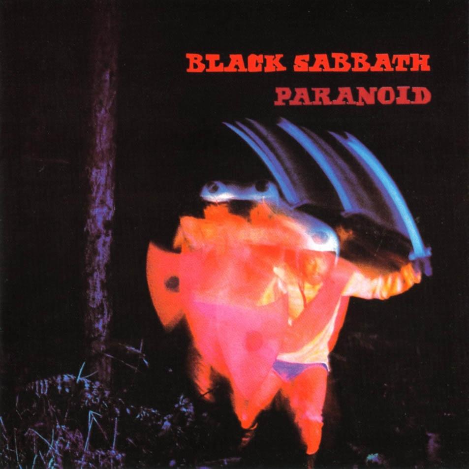 Black Sabbath – Paranoid [LP]