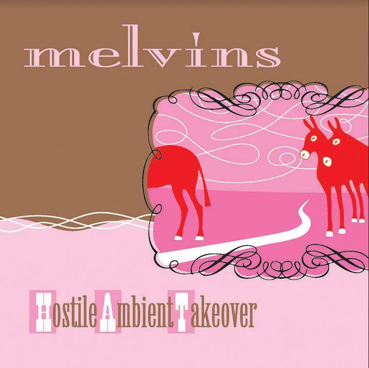 Melvins - Hostile Ambient Takeover [LTD LP]