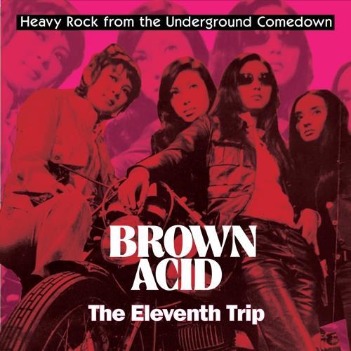 Brown Acid - The Eleventh Trip [LP]