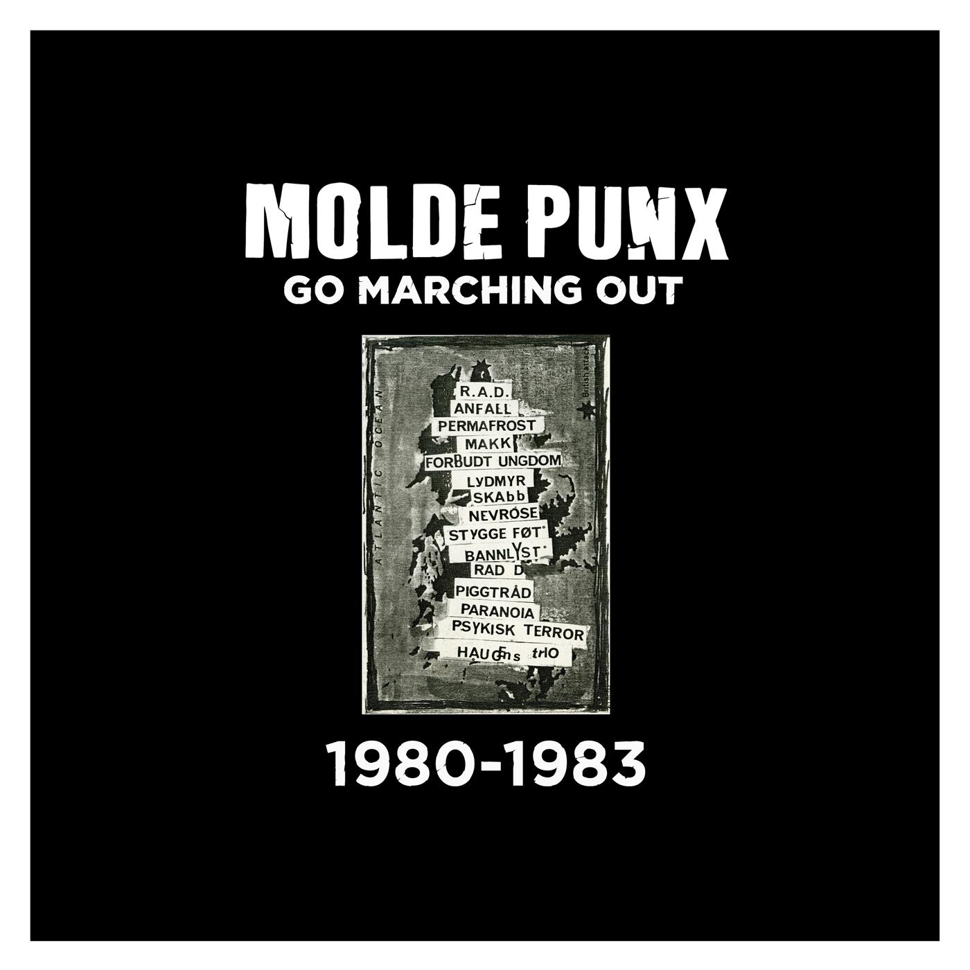 Various - Moldepunx Go Marching Out [2xLP]