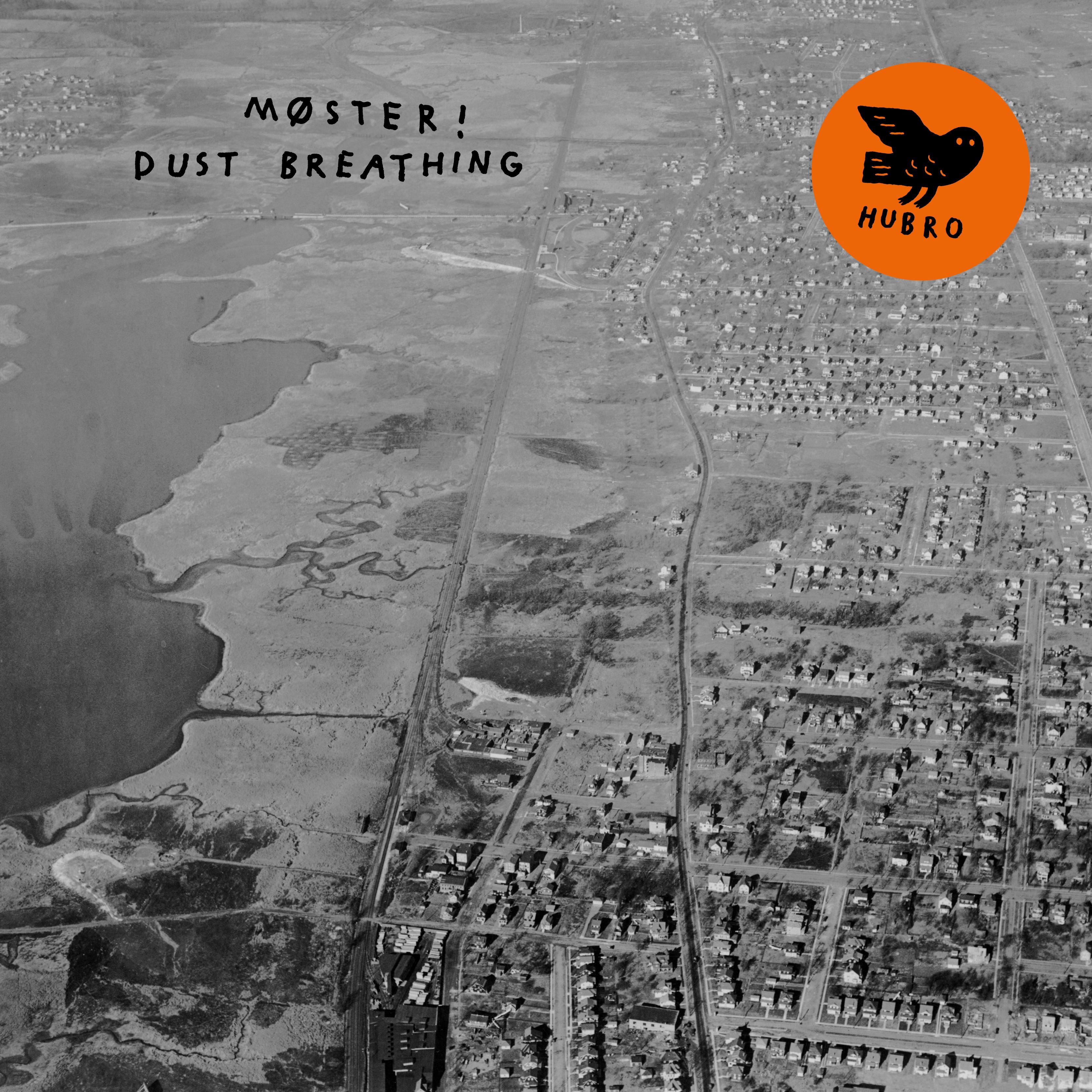 Møster! - Dust Breathing! [LP]