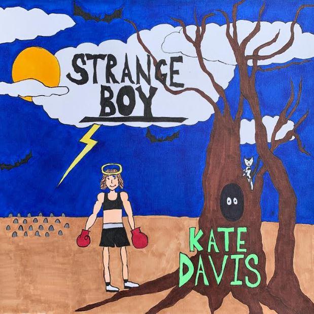Kate Davis - Strange Boy (Daniel Johnston Retired Boxer Cover Album) [LP]