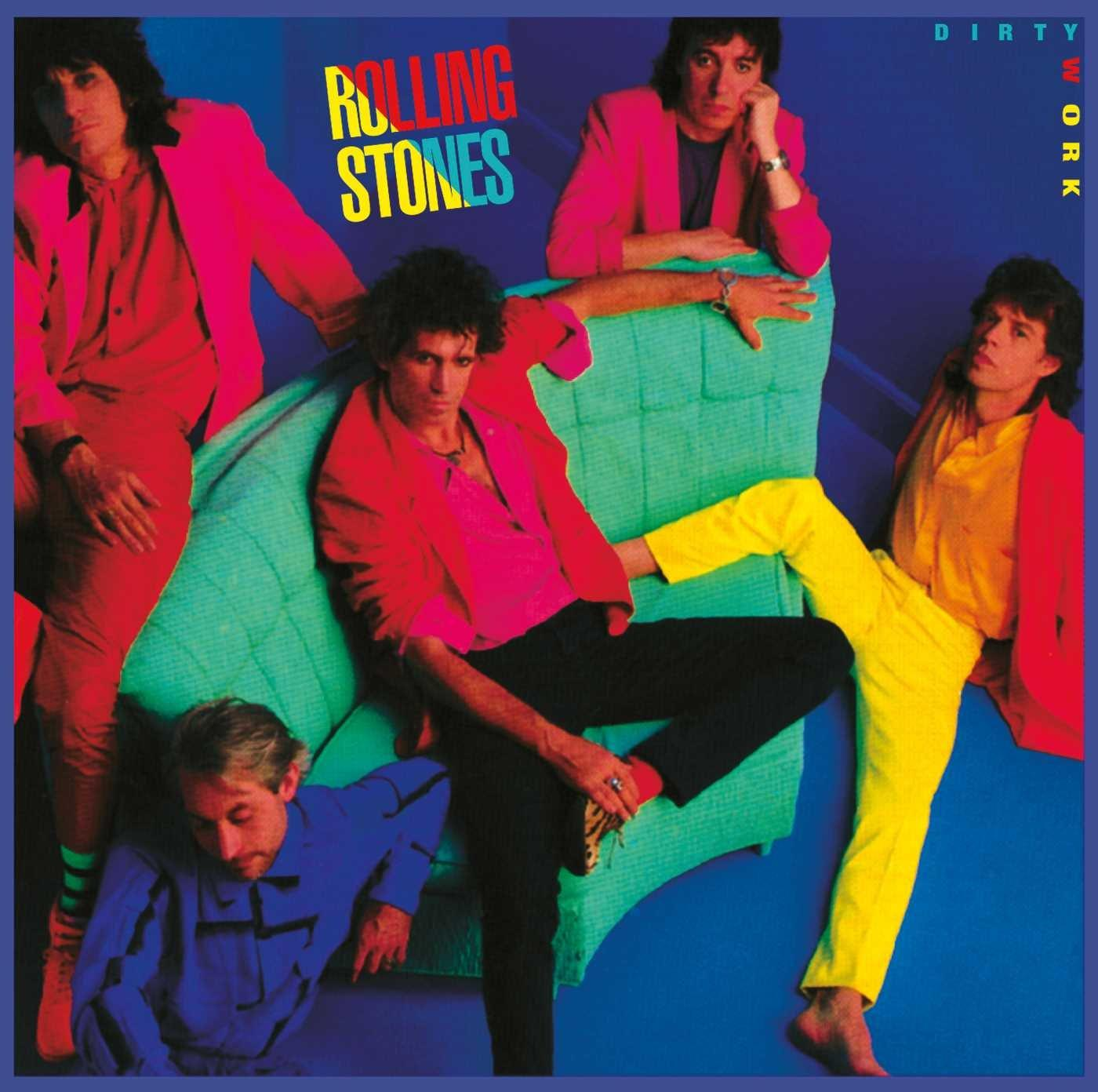 The Rolling Stones - Dirty Work [LP]