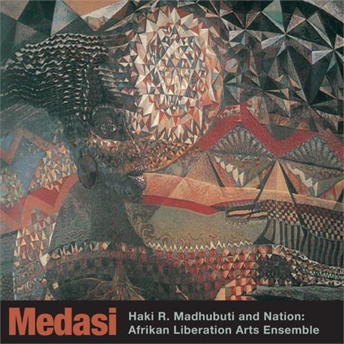 Haki R. Madhubuti - Medasi [LP]