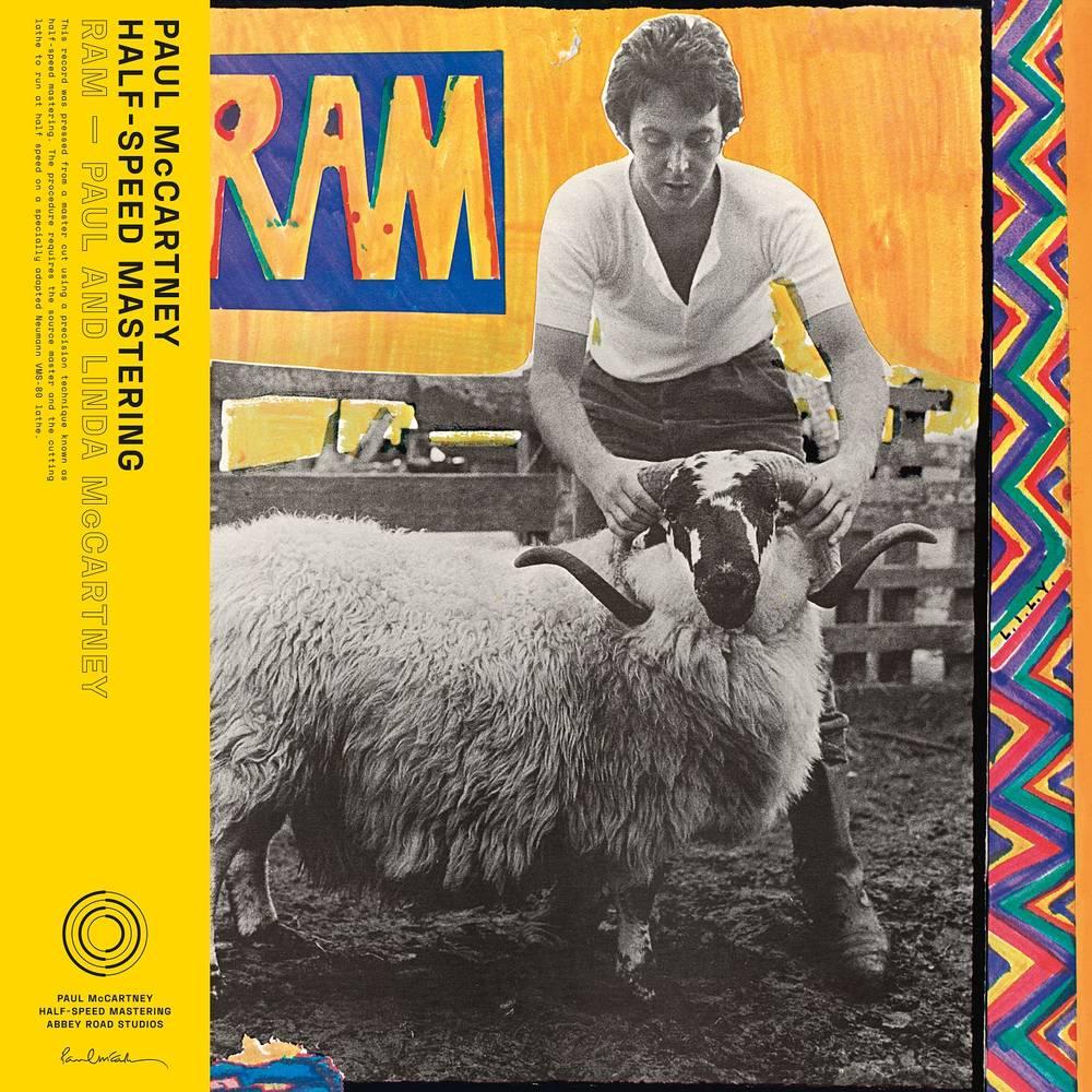 Paul McCartney - Ram (50th Anniversary Vinyl - Indies only) [LP]