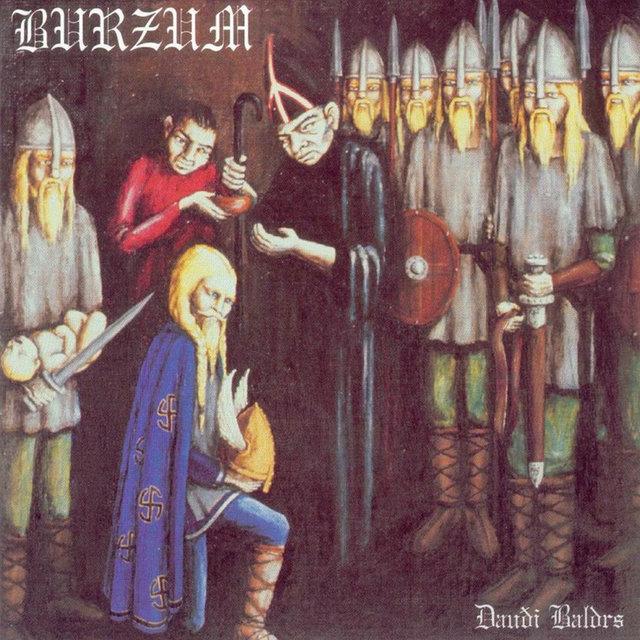 Burzum - Dauði Baldrs [LP]