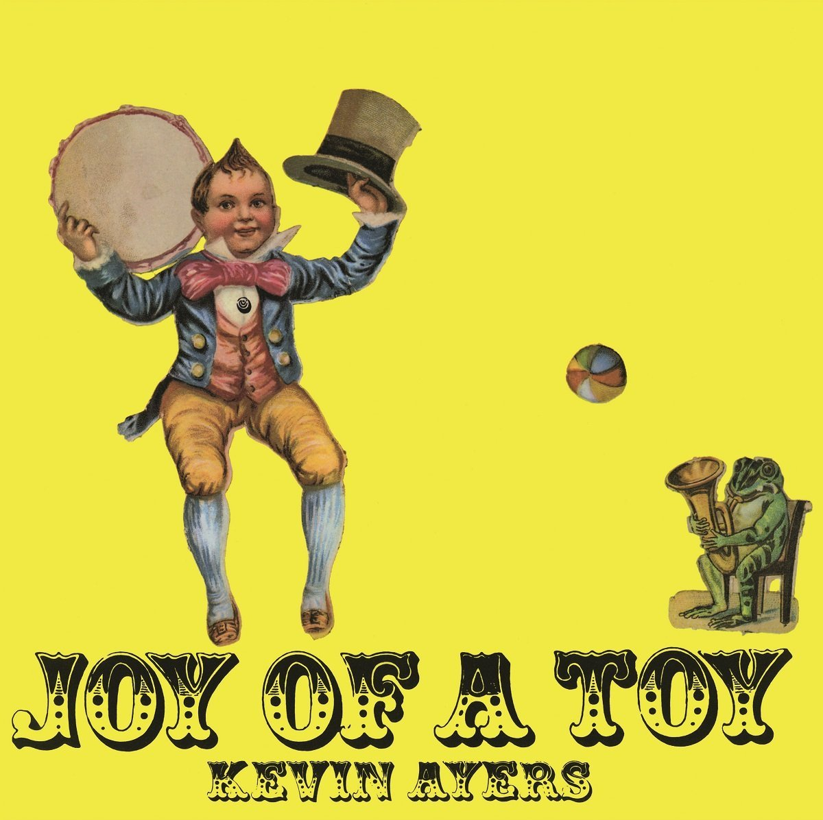 Kevin Ayers - Joy Of A Toy [LP]