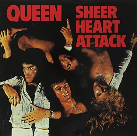 Queen - Sheer Heart Attack [LP]