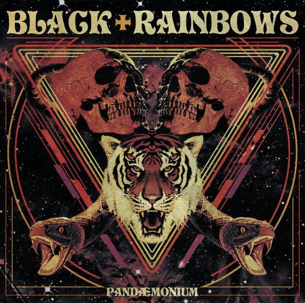 Black Rainbows - Pandaemonium [LP]