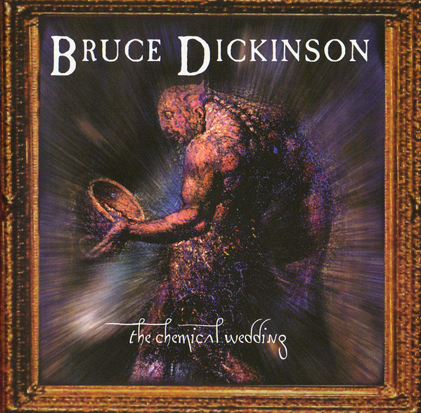 Bruce Dickinson - The Chemical Wedding [LTD 2xLP] (Blue & brown vinyl)