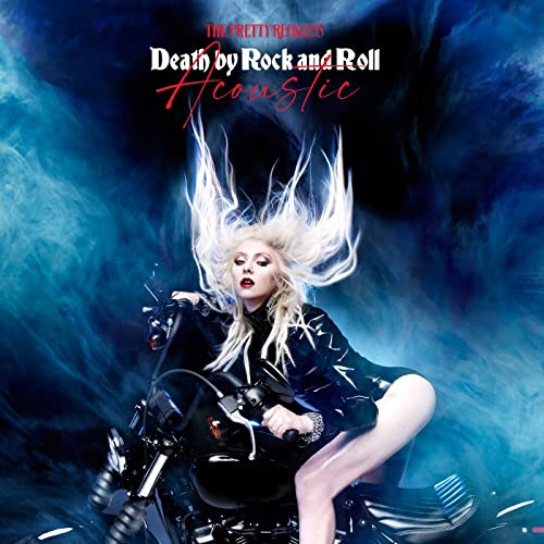 Pretty Reckless - Death By Rock And Roll [2xLP+CD]