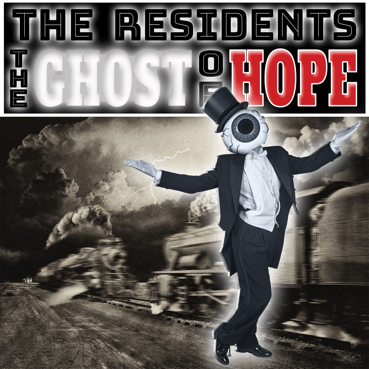 The Residents - Ghost Of Hope [LP]