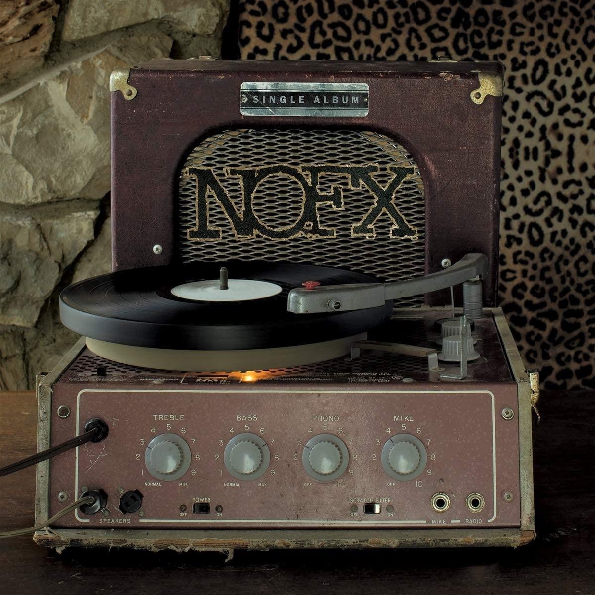 NOFX - Single Album [LP]