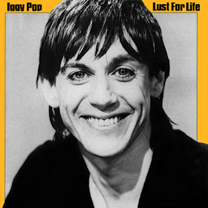 Iggy Pop - Lust For Life [LP]
