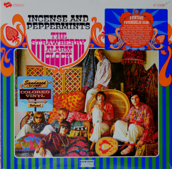 Strawberry Alarm Clock - Incense And Peppermints [LP]