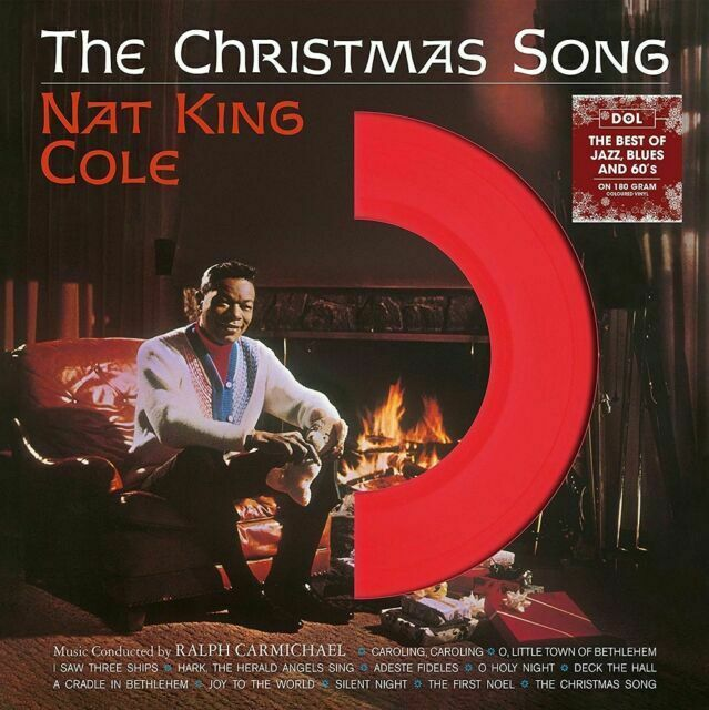 Nat King Cole - The Christmas Song [LP] (Coloured Vinyl)