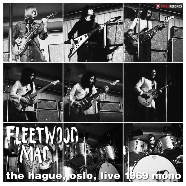 Fleetwood Mac - Live 1969 (Oslo & The Hague) [LP]