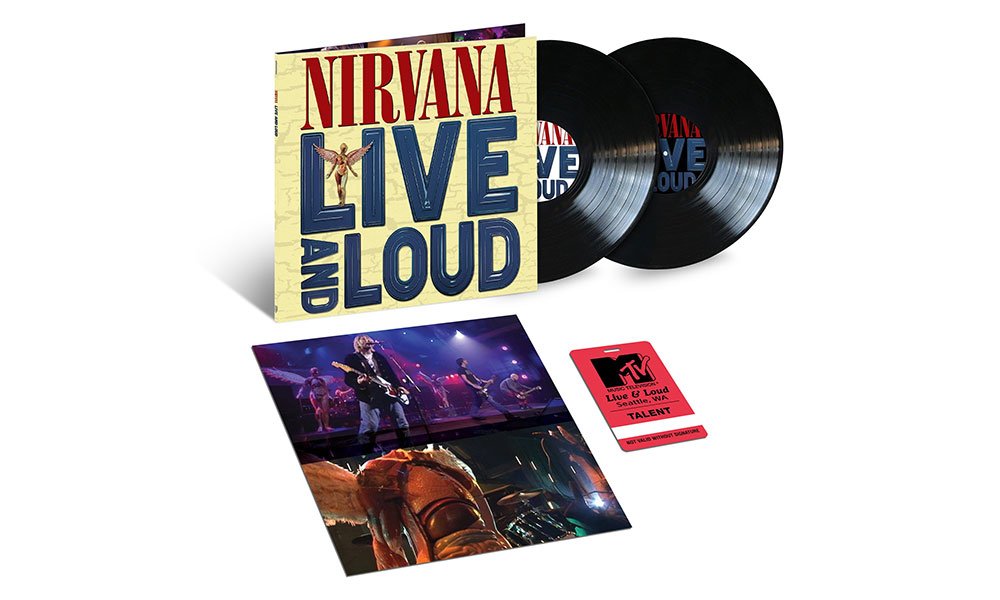Nirvana – Live And Loud [2xLP]