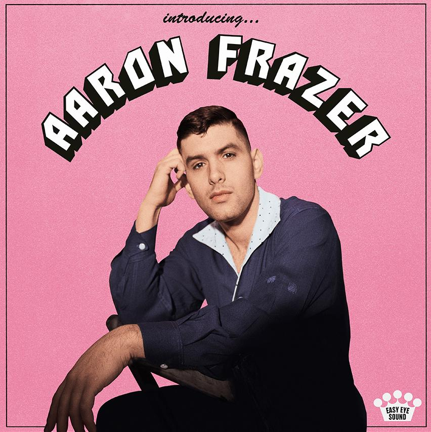 Aaron Frazer - Introducing... [LTD LP]