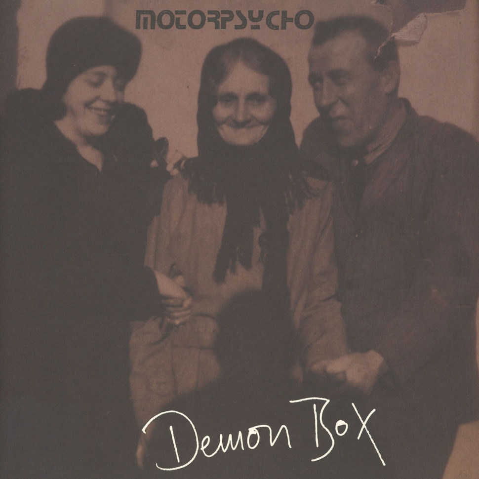 Motorpsycho - Demon Box [2xLP]